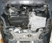 Защита моторного отсека и КПП VOLKSWAGEN Passat B7 USA 2011- 3