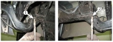 Фаркоп стандартный GREAT WALL Wingle 5 2010 - 0