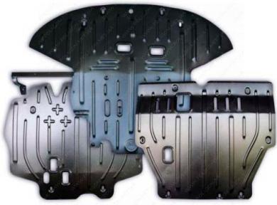 Защита двигателя и КПП MAZDA 626 (1993-2002) 1,8; 2,0