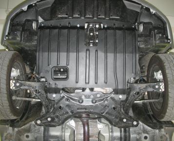 Защита моторного отсека GEELY Emgrand EC7 1,8 МКПП 2011-
