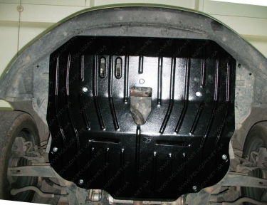 Защита двигателя и КПП MG 550 (2010+) 2,0