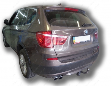 Фаркоп стандартный BMW X3 F25 2011 -