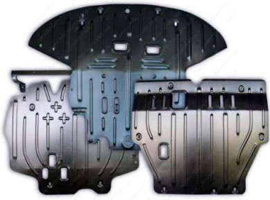 Защита моторного отсека GEELY GC 7 1,8 МКПП 2012-