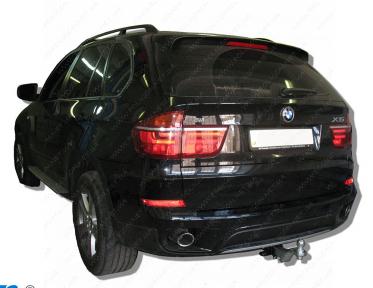 Фаркоп быстросъемный BMW X5 E70 2006 - и 2011 -