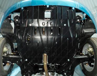 Защита моторного отсека JAC J5 / J6 1,5 MКПП/АКПП 2012-