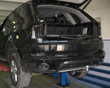 Фаркоп стандартный BMW X5 E70 (2006-; 2011+)