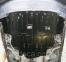 Защита двигателя и КПП SKODA Superb (2002-2009) АКПП